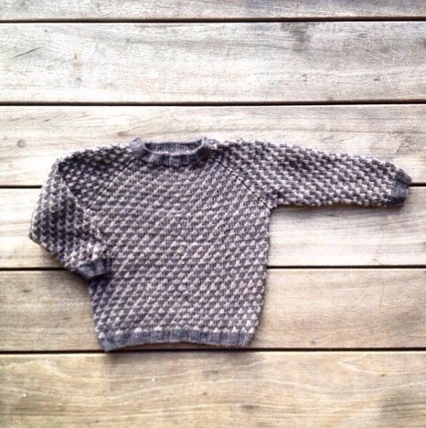 Birkes´s sweater (dansk)