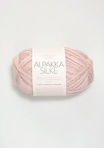 Bilde av 3511 AlpakkaSilke Pudder rosa