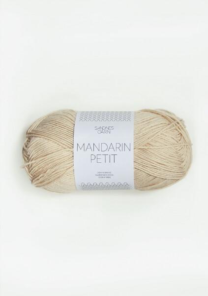 3011 Mandelhvit MandarinPetit