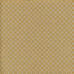 Bilde av Belle Fleur Fabric Mustard
