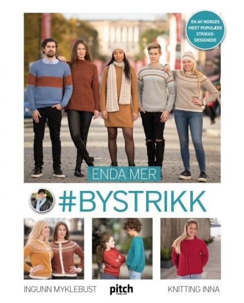 Enda mer Bystrikk av Knitting INNA
