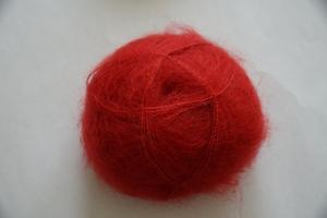 Bilde av 3013 Granateple Brushed Lace
