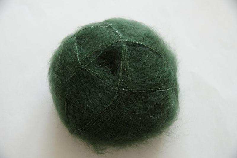 3025 Flaskegrønn Brushed Lace