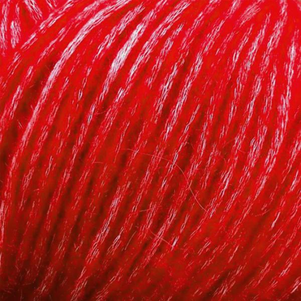 7870 Rød Snefnug av Camarose