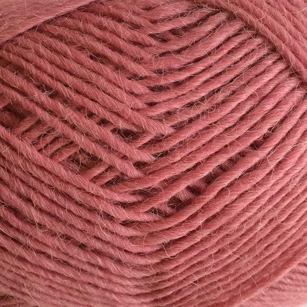 6020 Støvet rosa - Lama uld fra Camarose