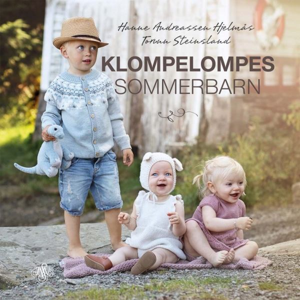 Sommerbarn av Klompelompe