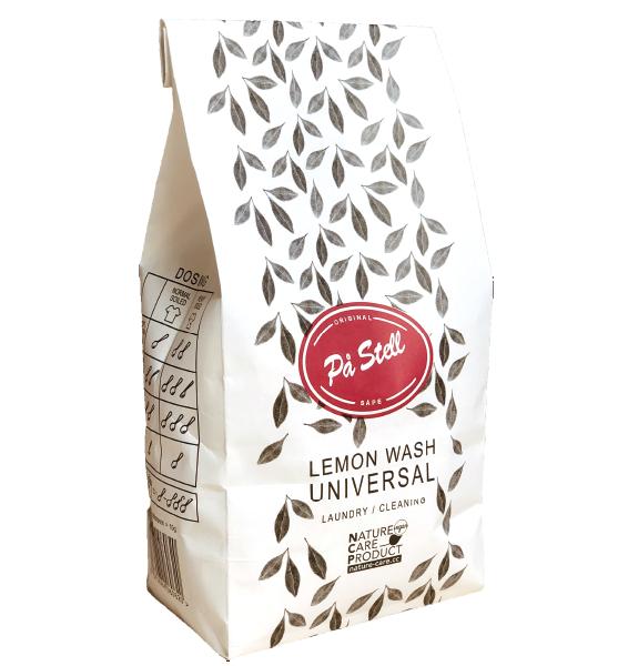 Sitronvask universal
