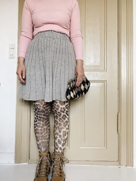 Copenhagen skirt (norsk) - a nordic knitting tale