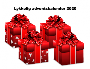 Bilde av Lykkelig adventskalender 2021