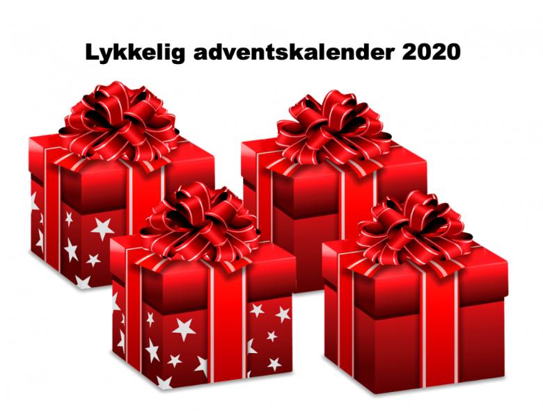 Lykkelig adventskalender 2021