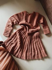 Bilde av Plissert kjole (norsk) - a