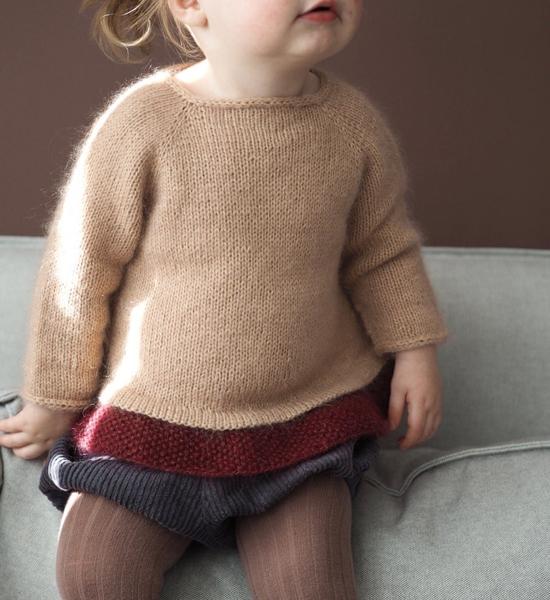 Irisbluse - Clara Knitwear