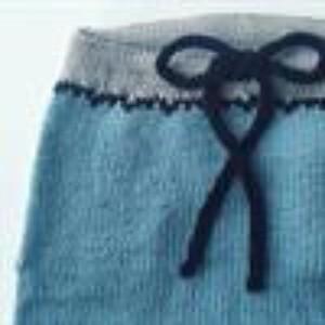 Bilde av Magu pants - strikkeoppskrift