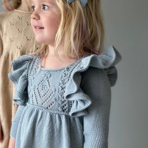 Bilde av Fiola kjole og romper