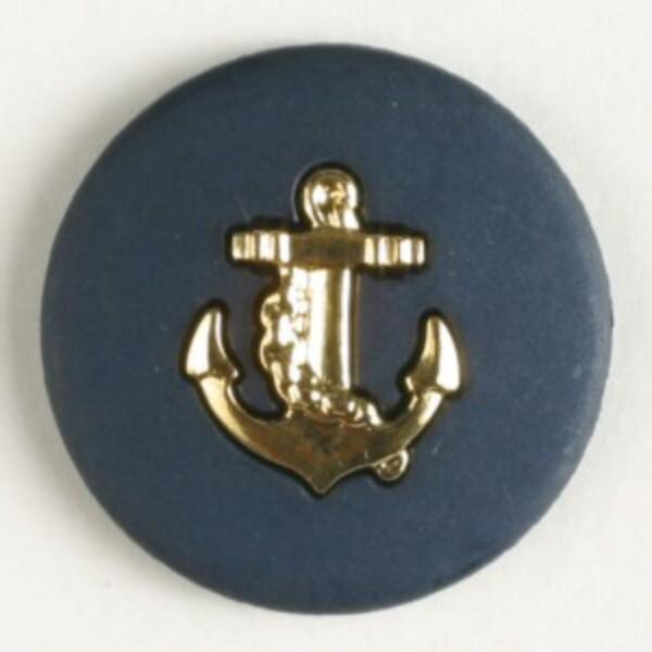 Anker Marineblå