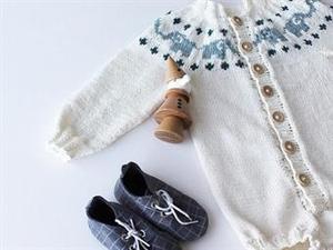 Bilde av Elliromper - strikkeoppskrift