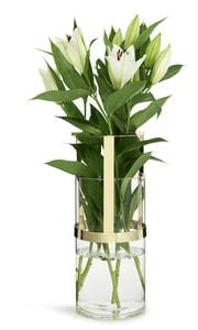 Bilde av Hold vase stor i gull