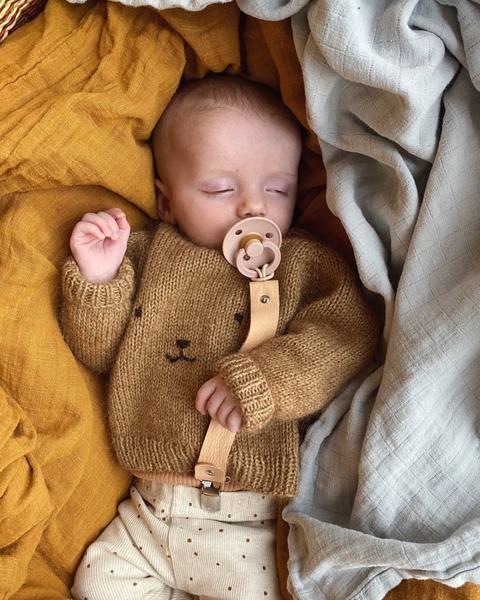 Bamsesweater av PetiteKnit
