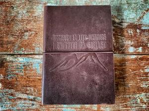 """Bilde av Hyttebok  """"HIMMELEN LITT"""