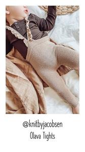 Bilde av Olava tights by Therese