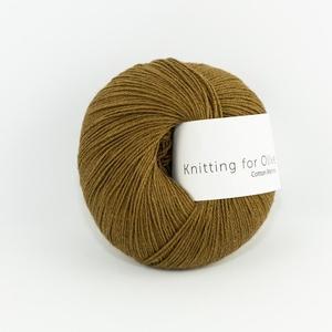 Bilde av Okkerbrun - Knitting for