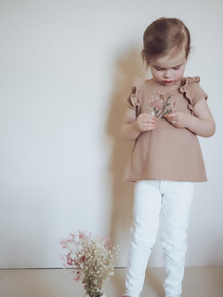 Eileen bluse by Therese Jacobsen