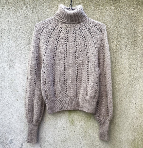 Bregne Sweater (norsk)