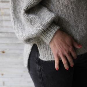 Bilde av P045 Enkel genser av Pixen.dk