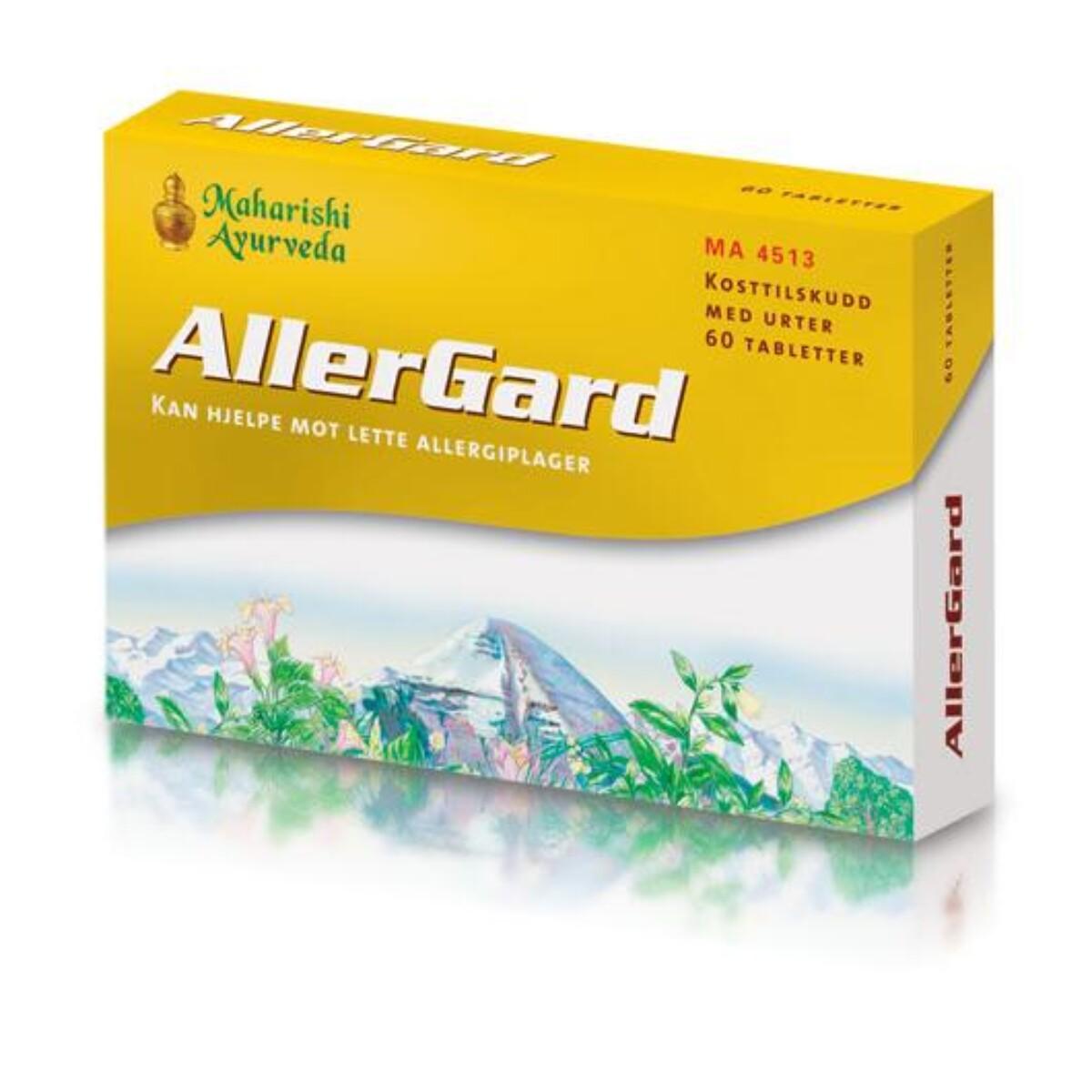 Allergard tablett