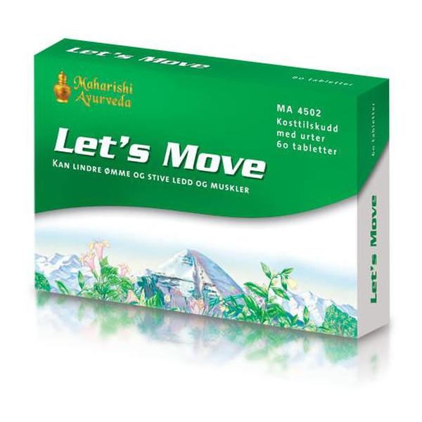 Bilde av Lets Move tablett