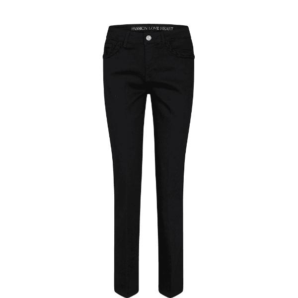 Ashley Braid Sharp Jeans