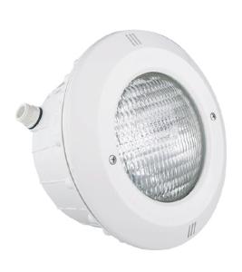 Bilde av PAR56 V1 LED LAMPE + NISJE ABS FRONT HVITT LYS