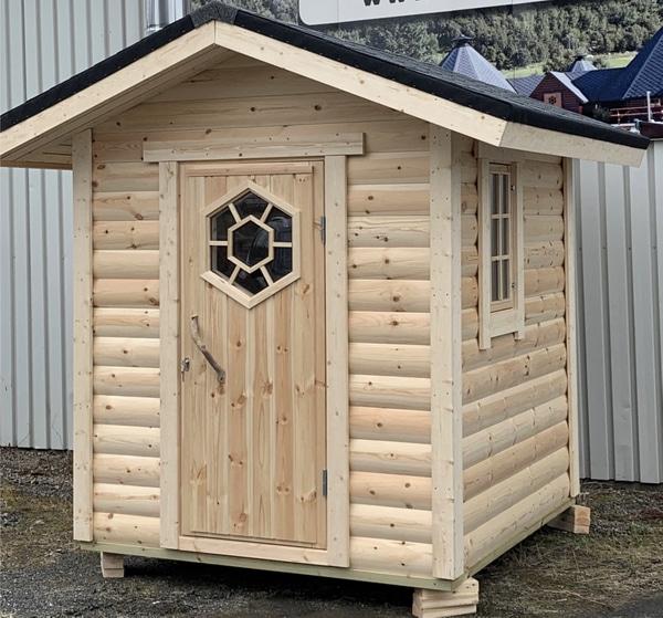 Kuva Arctic Sauna 3.6 m2
