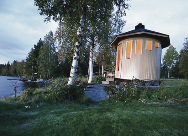 Kuva Oskar Sauna 2,3 m