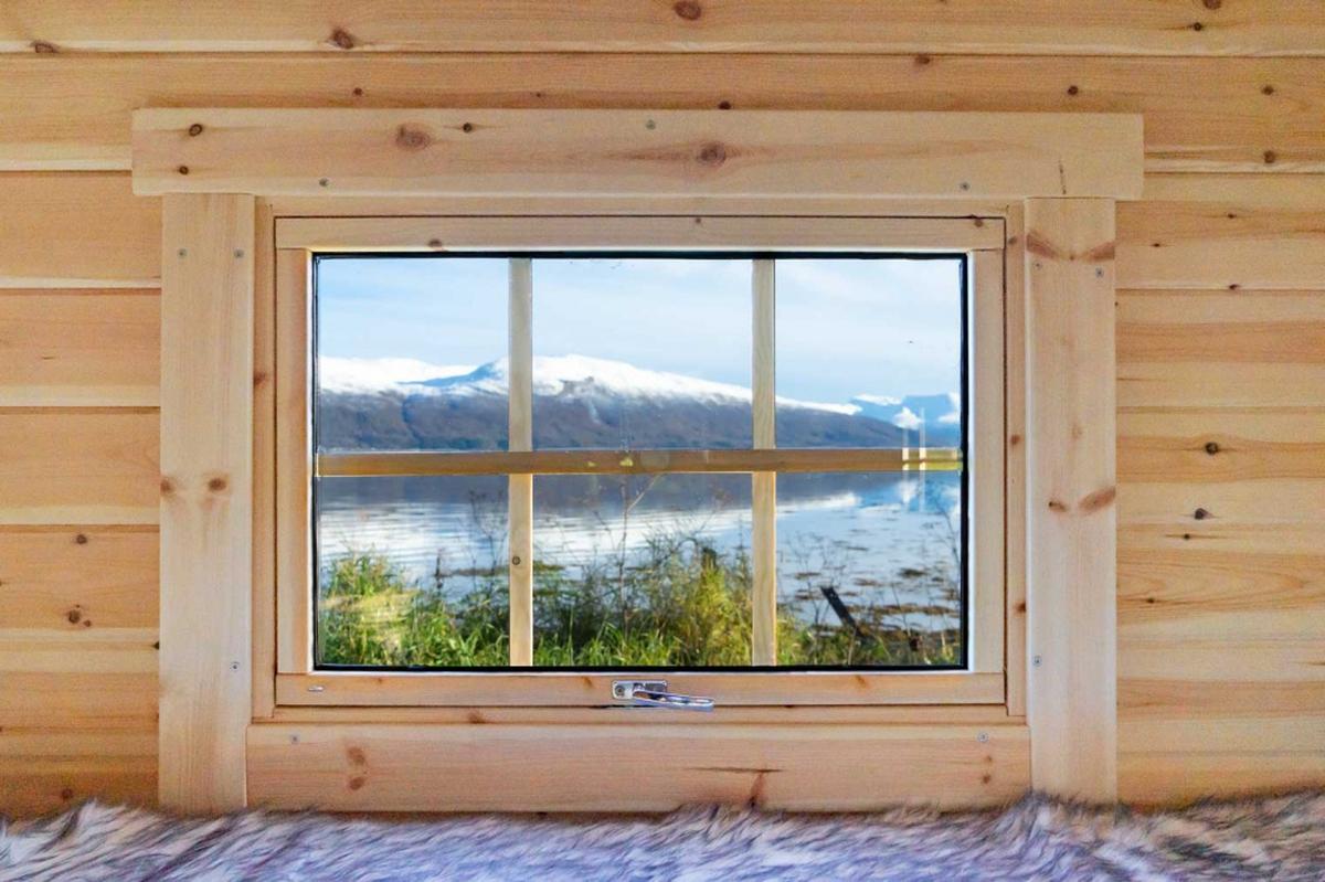 Extra öppningsfönster