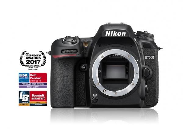 Bilde av Nikon D7500