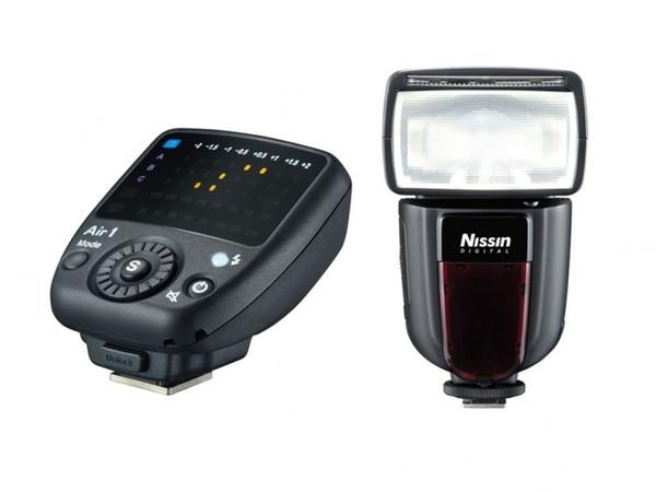 Bilde av Nissin Di700A + Air 1 Kit for Canon Brukt