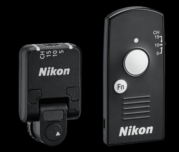 Bilde av Nikon fjernkontroll WR-R11a og WR-T10