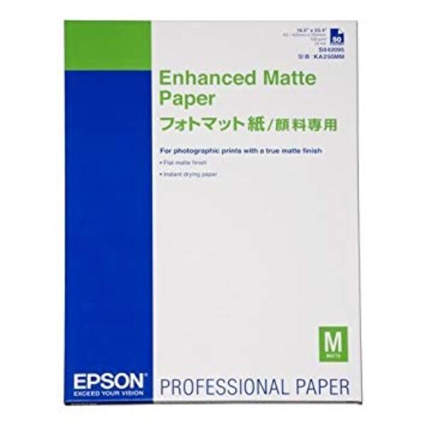 Bilde av Epson A3+ Enhanced Matte paper 192g, 100 sheets