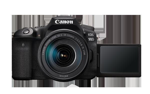 Bilde av Canon EOS 90D + 18-135mm USM