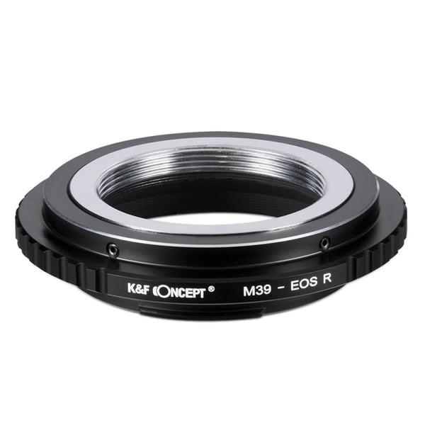 Bilde av K&F M39 Objektiv til Canon EOS R Mount Kamera