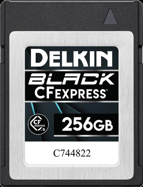 Bilde av DELKIN CFexpress BLACK R1645/W1400 256GB