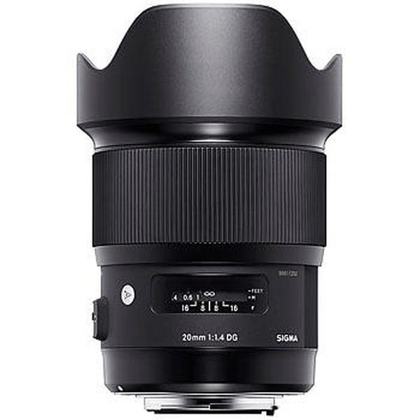 Bilde av Sigma 20/1,4 DG HSM Art for Canon