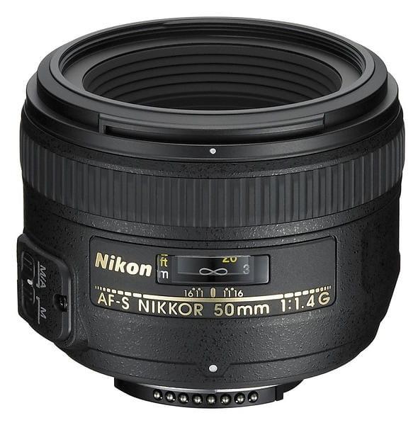 Bilde av Nikon AF-S Nikkor 50mm F1.4G Brukt
