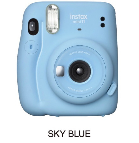 Bilde av Fujifilm Instax mini 11 - Blå