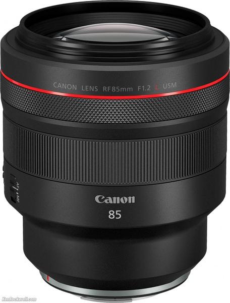 Bilde av Canon RF 85/1.2 L USM