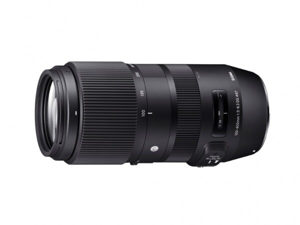 Bilde av Sigma 100-400mm f/5-6,3 DG OS HSM Contemporary