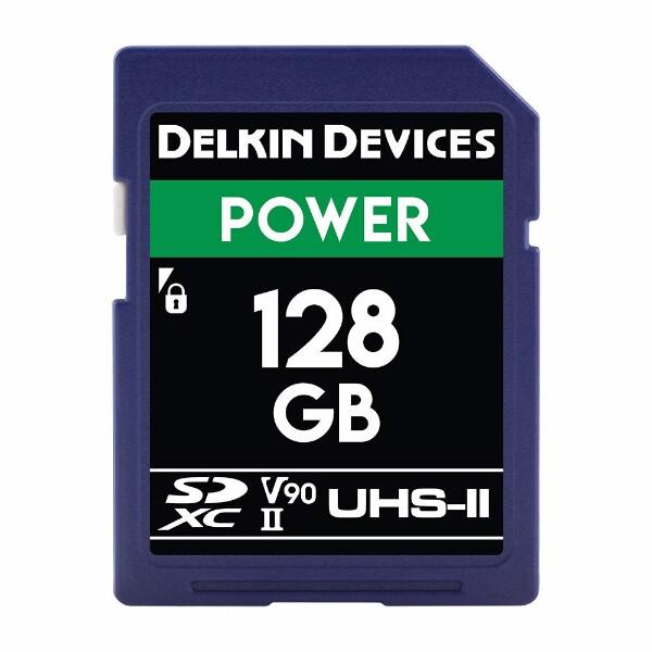 Bilde av DELKIN SD Power 2000X UHS-II U3 (V90) R300/W250