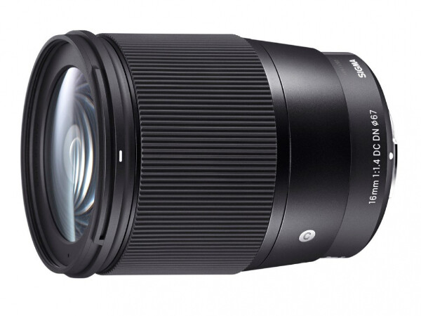 Bilde av Sigma 16mm f/1,4 DC DN Contemporary til Canon