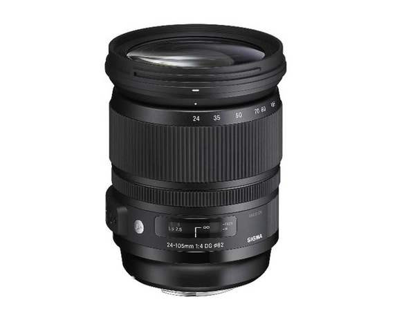 Bilde av Sigma 24-105mm f/4 DG OS HSM Art Canon